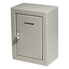 My Charity Boxes Metal Wall Donation box Suggestion Box Comment Box Ticket Box~8