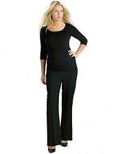 Bootcut Over Bump Maternity Pregnancy Trousers Petite Tall Regular length
