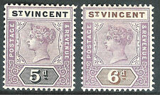 St Vincent and Grenadines Multiple Stamps