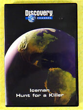 Iceman: Hunt for a Killer ~ DVD ~ Discovery Channel Show ~ Rare Video Mob Hitman