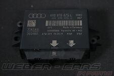 Audi A6 S6 A7 4G PDC Steuergerät Einparkhilfe Parklenkassistent 4H0919475L PLA