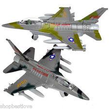 "6"" Diecast Pullback F-16 Various Styles"