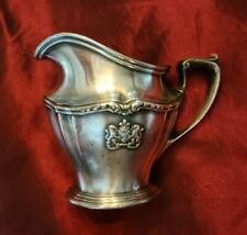 Congress Hotel Chicago Il Silver 6 oz Pitcher by Reed & Barton