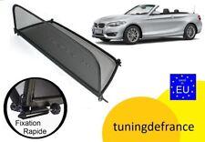 BMW Série 2 F23 Cabriolet 04-18 | Déflecteur | Filet Anti Remous | Coupe Vent