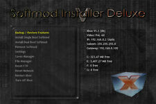 Official Original Xbox Memory Card with Softmod Installer Deluxe SID 5.11