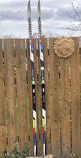 Salomon Equipe 10 Classic Lab Cross Country Ski's 200 Salomon Bindings-Austria