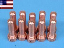 10 x 33366 High Current Electrodes - PT-23 PT-27 Plasma Cutter *US FAST SHIP*
