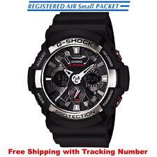 CASIO G-SHOCK GA-200-1AJF Analog Digital Black Men's Watch Japan Free Shipping