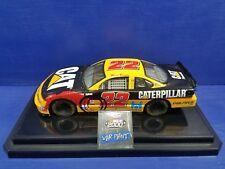 WARD BURTON 2001 CAT DODGE RACING CHAMPIONS #22 DIE-CAST NASCAR 1:24 scale