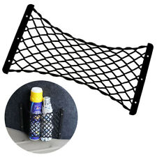 Car Auto Trunk Back Rear Seat String Net Mesh Storage Bag Pocket Luggage Holder