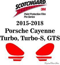 3M Scotchgard Paint Protection Film Clear Pro Series 2015 - 2018 Porsche Cayenne
