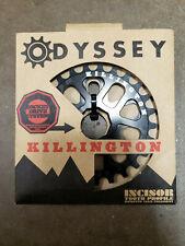Odyssey Killington Sprocket 25t Socket Drive BMX Black