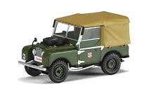 Corgi Vanguards 1:43 VA11105 Land Rover SWB LINCOLN CORP...Collectors Club