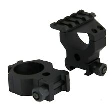 Ccop 30mm Picatinny Top Rail Mount Aluminum Scope Rings High Profile A-3006Wh