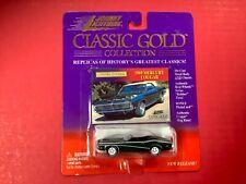 Johnny lightning Classic gold 1969 mercury Cougar