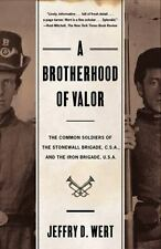 Brotherhood of Valor by Jeffry D. Wert │Pb│ Like New