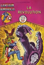 Captain America N°8 - La révolution - Arédit-Marvel Comics - 1979 - BE