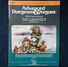 UK3 el guante Advanced Dungeons & Dragons Aventura módulo D&D RPG Juego 9111