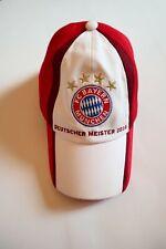 BAYERN MUNICH 2010 BUNDESLIGA WINNERS DEUTSCHER MEISTER CAP HAT GERMANY CHAMPION