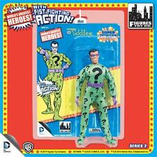"""Worlds Greatest The RIDDLER   retro mego  action figure  8"""" MIP-SHIPS FREE!"""