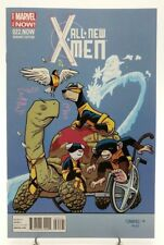 All New X-men 22.Now Animal Variant Cover Marvel Comics Volume 1 2013