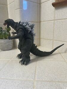 NECA 2001 Godzilla GMK original release loose complete