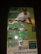 2005 New Hampshire Fisher Cats  Season Magnetic Schedule Brandon League