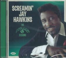 SCREAMIN' JAY HAWKINS - THE PLANET SESSIONS 1966 MONO REMASTER + STEREO TRKS CD
