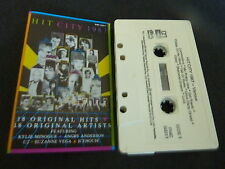 HIT CITY 1987 ULTRA RARE OZ CASSETTE TAPE! KYLIE U2 ICEHOUSE ANGRY ANDERSON
