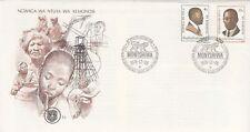 Bophuthatswana 1978 1st ANNIVERSARIO di Indipendenza BUSTA PRIMO GIORNO FDC VEDI