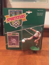 Peter Beardsley England National Team 1989 Sportstars Action Figure Kenner NIB