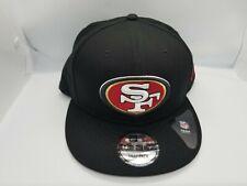 NEW ERA 9FIFTY SNAPBACK HAT.   NFL.   SAN FRANCISCO 49ERS.