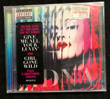 CD MADONNA - MDNA DELUXE 2-CD Set Brand New Sealed!