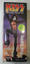 KISS Paul Stanley Destroyer Official Assembly Model Kit 1998 Polar Lights 1:6