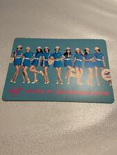 Snsd Group Girls & Peace japan 2nd Tour Official  Photocard Card Kpop K-pop