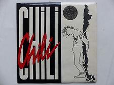 ANNIE NOBEL / PHILIPPE RICHEUX Chili Valparaiso RN1 Dédicacé des deux artistes