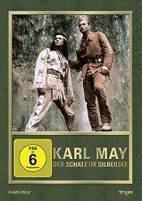 Der Schatz im Silbersee - Karl May - (Winnetou / Pierre Brice) # DVD-NEU
