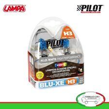 Lampa Pilot 58182 - KIT 2 LAMPADE ALOGENE BLU - XE H3 12V 55W  12 V 55 W PK22s