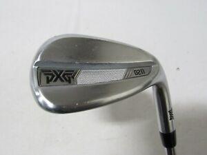 Used RH PXG 0211 Single Gap Wedge - 105 Stiff Flex Steel