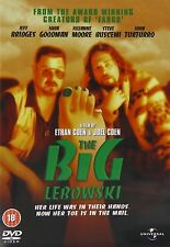 The Big Lebowski Asia Carrera, Mark Pellegrino, Ben Gazzara NEW SEALED UK R2 DVD