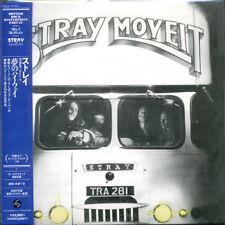 Stray - Move It [New CD] Bonus Track, Japanese Mini-Lp Sleeve, Japan -