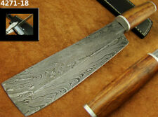 "Alistar 12.4"" Handmade Damascus Knife Hunting, Kitchen/Chef's Knife (4271-18"