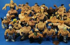Mattel Action Figure WWE Wrestling Rumblers Figurine Model Set of 10 YK902x10