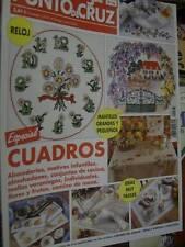 Labores Del Hogar Cross Stitch Magazine #46 Seaside Items, Sceneries, Flowers, B