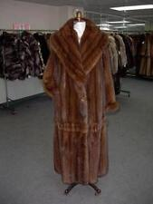BRAND NEW TOP QUALITY CANADIAN SABLE FUR COAT FOR WOMAN