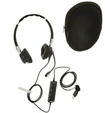 Jabra Biz 2400 II Duo USB CC Headset  Neu & Ovp