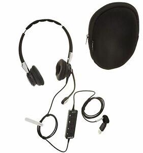 Jabra Biz 2400 II Duo USB CC Headset  - Neu
