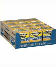 Maruchan Instant Lunch Cheddar Cheese 2.25-Ounce Packages (Pack of 12)