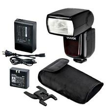 New Godox V850 Flash Speedlite for Canon 1Ds 1D 5D Mark II III 6D 7D 70D 60D 50D