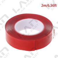 2M Double-sided Heat Resistant Adhesive Transparent Clear Tape Acrylic Tape New